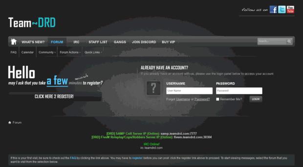 teamdrd.com