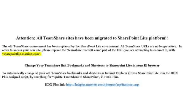 teamshare.marriott.com