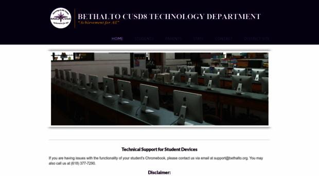 technology.bethalto.org