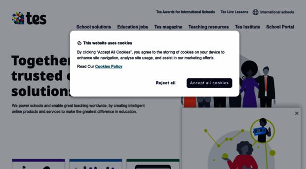 tes.co.uk