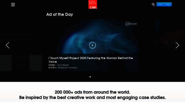 the-cma.adforum.com