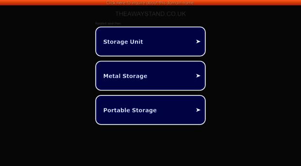 theawaystand.co.uk