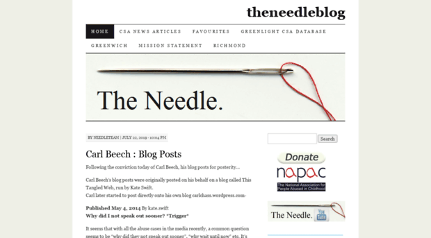 theneedleblog.wordpress.com