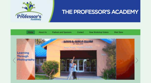 theprofessorsacademy.com