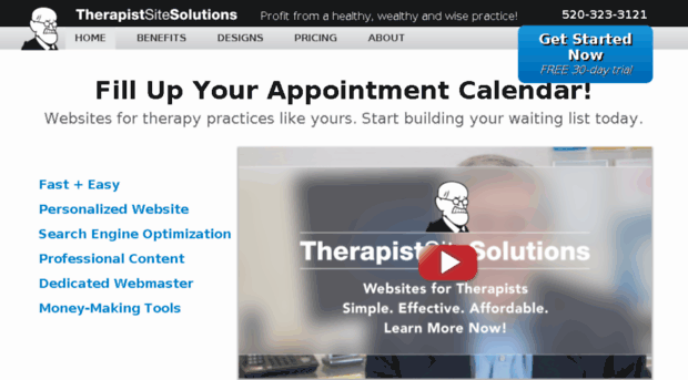 therapistsitesolutions.com