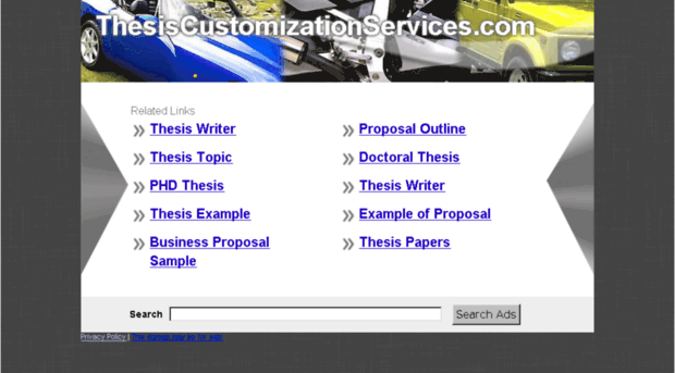thesis customization tricks Wpsutra - wordpress tips, tricks & guides, new delhi, india 14k likes a wordpress tutorial blog to learn various tips and tricks of wordpress.