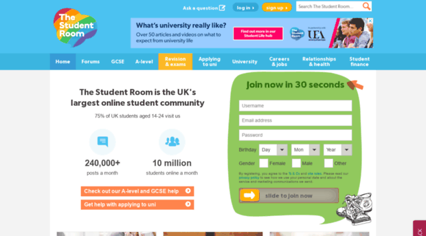 thestudentroom.co.uk