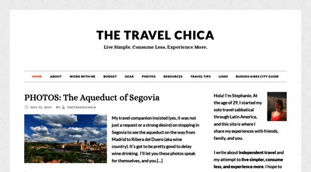 thetravelchica.com