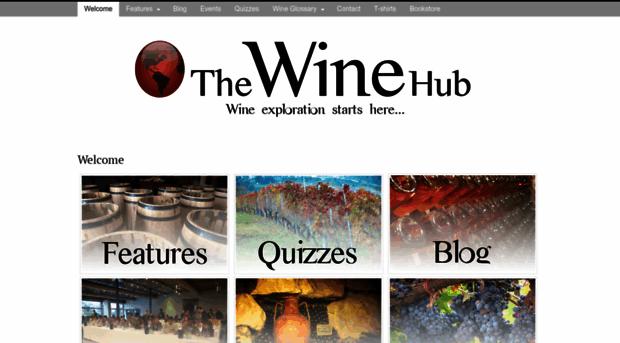 thewinehub.com