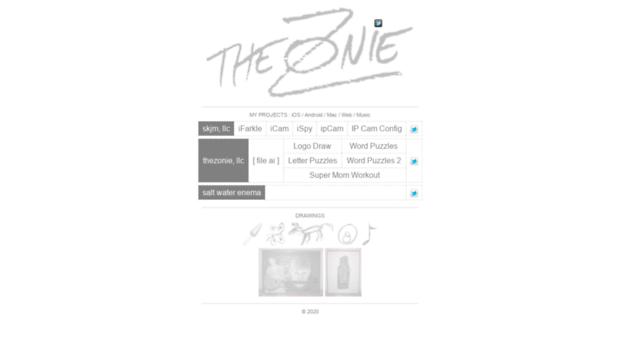 thezonie.org
