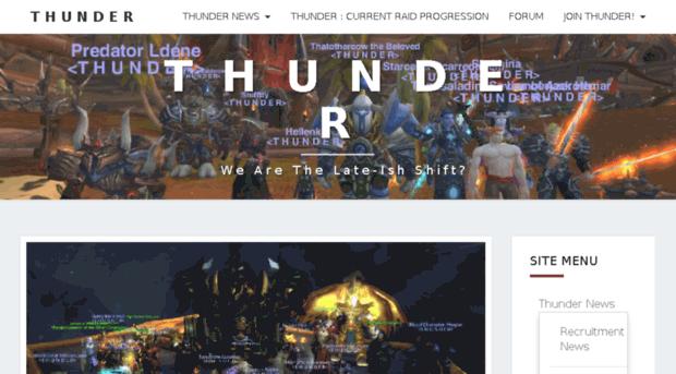 thunder-guild.net