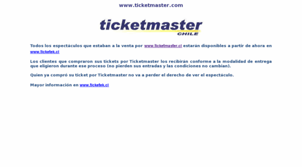 ticketmaster.cl