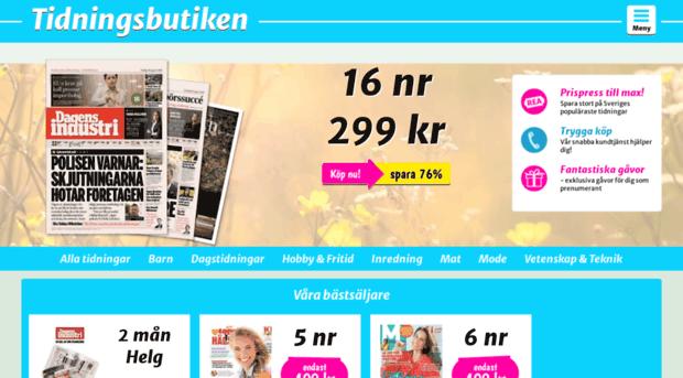 tidningsbutiken.se
