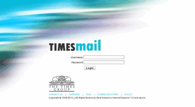 timesmail.timesgroup.com
