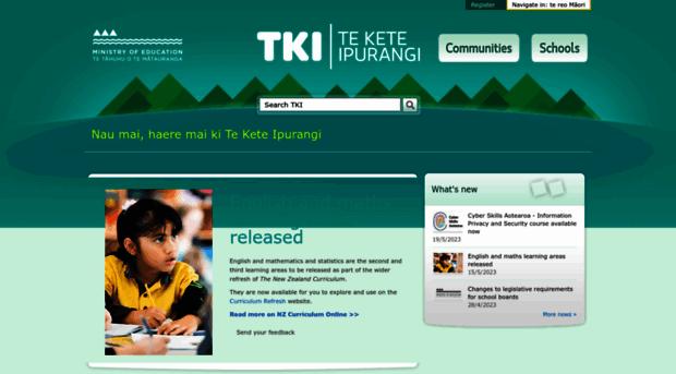 tki.org.nz