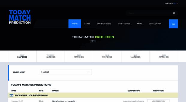 todaymatchprediction.com