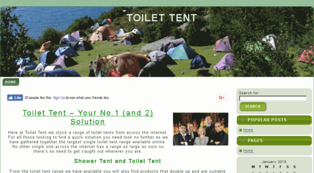 toilettent.co.uk
