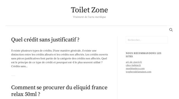 toiletzone.net