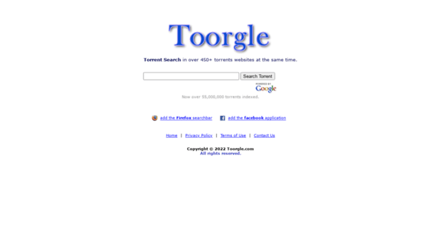 toorglecom torrent search engine toorgle