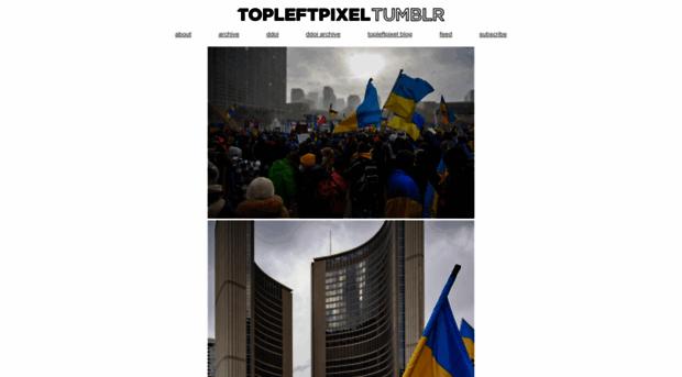 topleftpixel.com