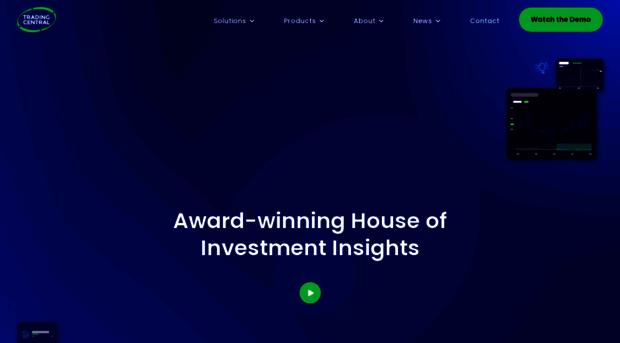 tradingcentral.com