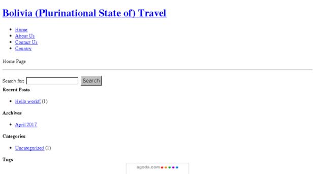 travel-bolivia.com