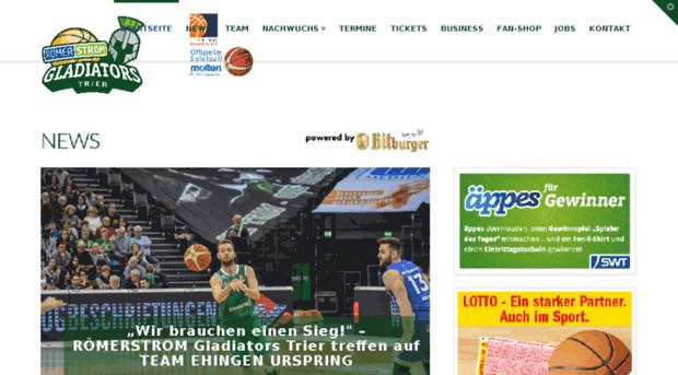 trierer-basketball.de