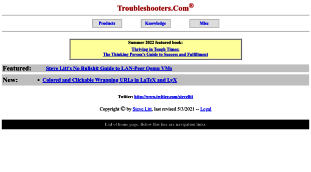 troubleshooters.com