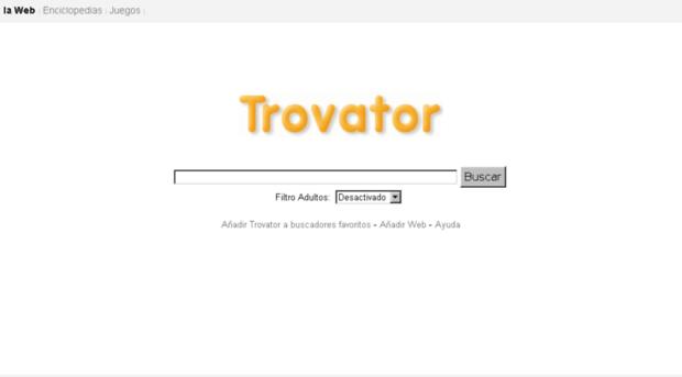 trovator.com
