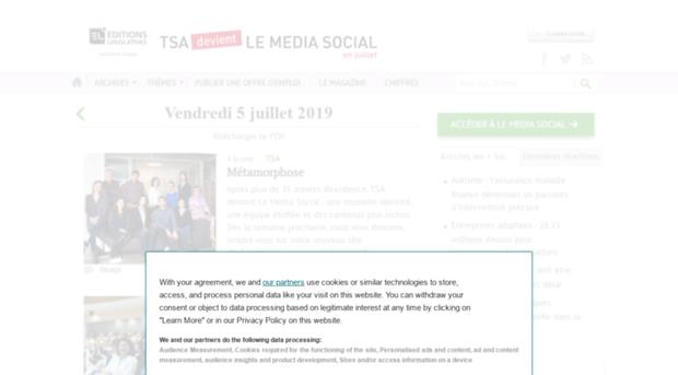 tsa-quotidien.fr