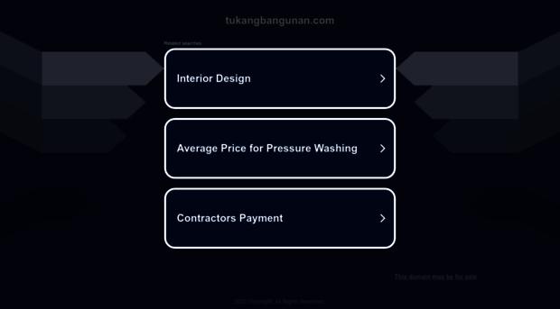 tukangbangunan.com