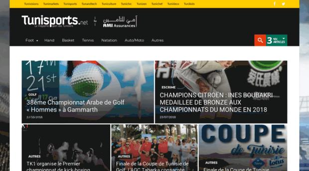 tunisports.net