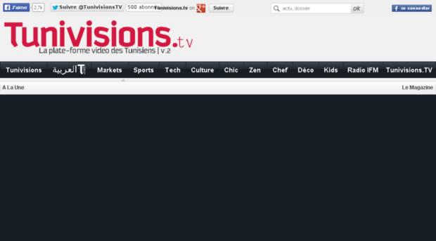 tunivisions.tv