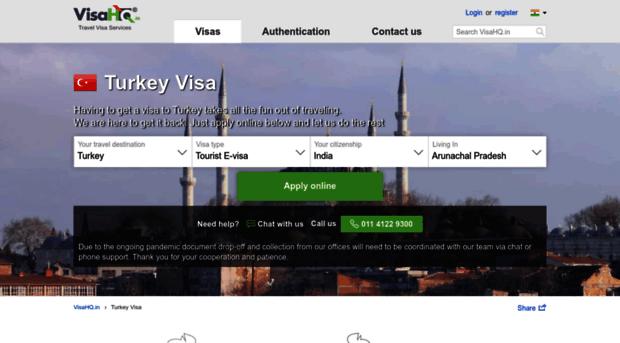 Turkey Visahq In Turkey Visa Application Req Turkey Visahq