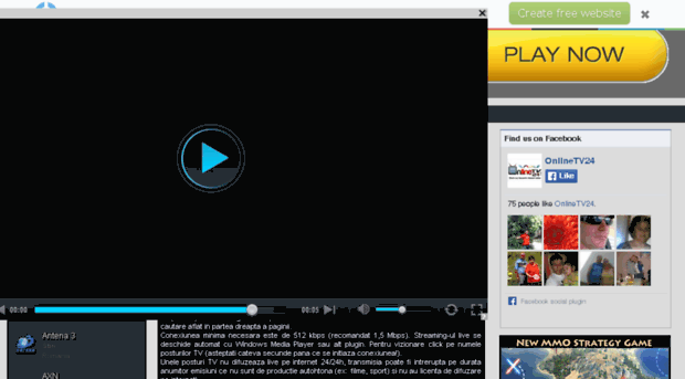 Free online romania live tv Canale tv