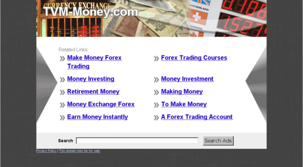 tvm of money