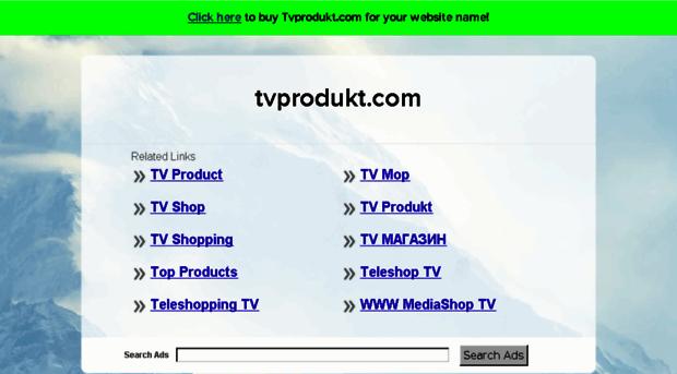 tvprodukt.com