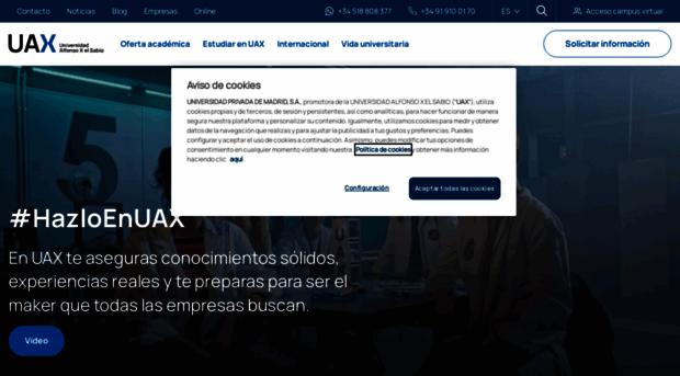 uax.es