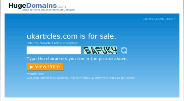 ukarticles.com