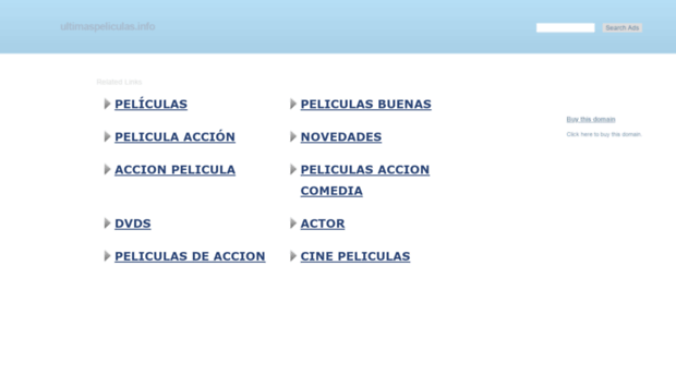 ultimaspeliculas.info