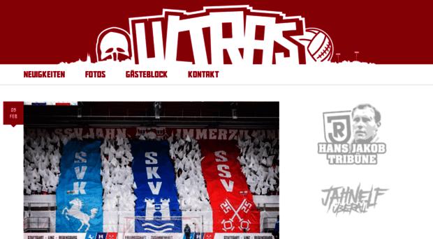 ultras-regensburg.de