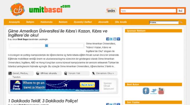 umitbasci.com