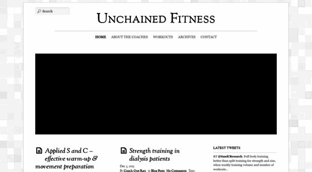 unchainedfitness.com