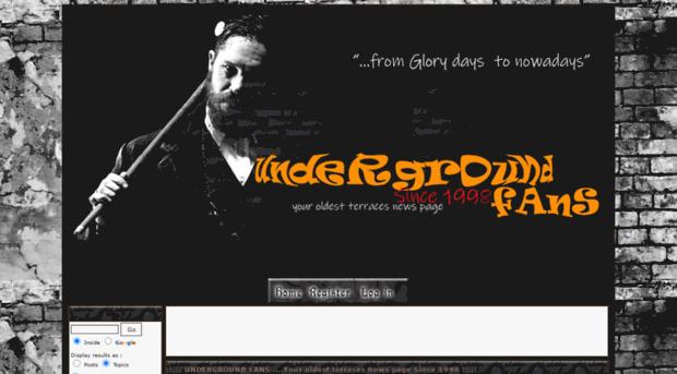 undergroundfans.variousforum.com
