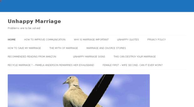 unhappymarriage.net