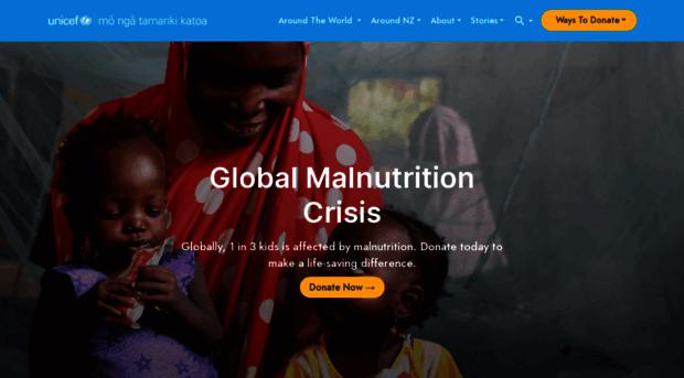 unicef.org.nz