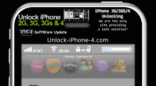 unlock-iphone-4.com