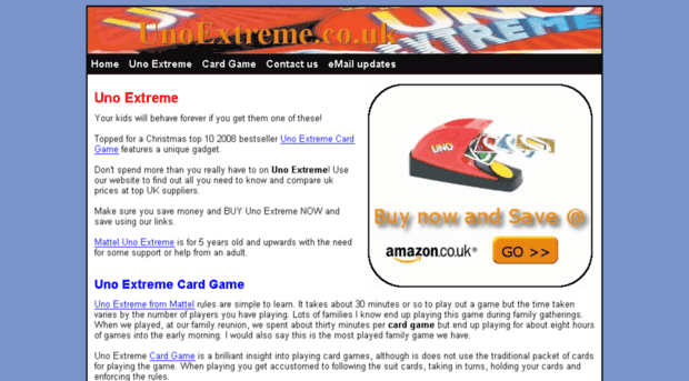 unoextreme.co.uk