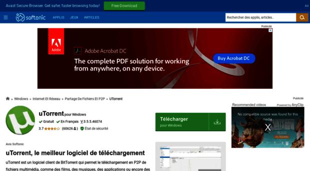 utorrent-torrent.softonic.fr