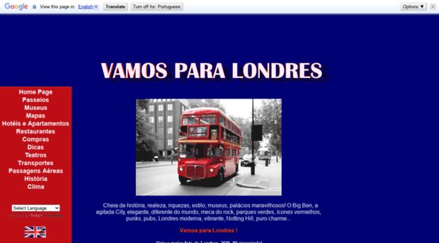 vamosparalondres.com.br